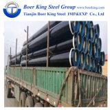 Tubo d'acciaio senza giunte del carbonio di api 5L gr. B ASTM A106/A53 gr. B