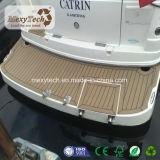 Material compósito de plástico de madeira Deck WPC para Marina Dock
