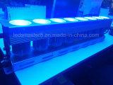 600W Projecteur à LED RVB étanche de l'enregistrement de l'énergie