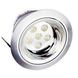 testa registrabile LED Downlight (RL-K1028) della lampada di 6*1W /6 *3W