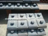 Peças de triturador de manganês alto para triturador de impacto
