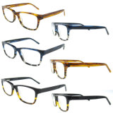 De met de hand gemaakte In het groot Oogglazen Italiaanse Eyewear van het Frame Eyewear