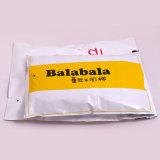 Do saco feito sob encomenda do encarregado do envio da correspondência do borne do vestuário do logotipo do Softness saco de empacotamento