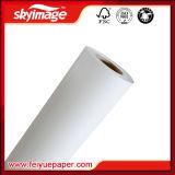 """44 """" larghezze 70GSM 100GSM digiunano documento asciutto di sublimazione del getto di inchiostro per gli indumenti di modo"""