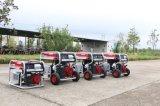 7500 da gasolina watts de gasolina do gerador com RCD e as 4 rodas pneumáticas de X grandes (FC8000SE)