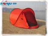 Barraca de Praia pop up na cor vermelha / Praia Dobrável tenda / Praia portátil tenda