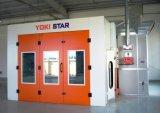 Motocicleta industrial da cabine da cabine de pulverizador da cabine da pintura do Ce por Yokistar