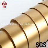 Rullo enorme del di alluminio di colore dell'oro