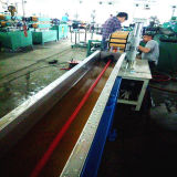 Línea de capa del PVC /PE para el manguito metal-gas