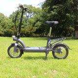 "36vlithium電池大人の小型12 "" Foldable電気スクーター"