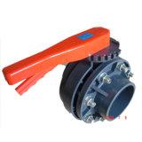 PVC 플랜지 나비 벨브