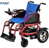 Leichter mittlerer Größen-Aluminiumlegierung-elektrischer Strom-Rollstuhl mit Aufhebung