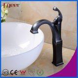 Fyeer Oil Rubber Bronze High Body Faucet de banheiro barato