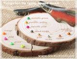 Het in het groot Binden van de Vlieg van de Visserij van het Wolfram om Parels
