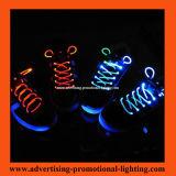 Cordones LED rojo y azul (P117)