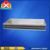 Алюминиевый теплоотвод для усилителя силы
