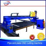 CNC Oxy van de brug de Pijp van het Plasma en Plaat/de Scherpe Machine China van het Blad