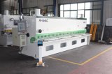 QC11y-4X2500mm CNC van de Plaat de Scherende Machine van de Guillotine