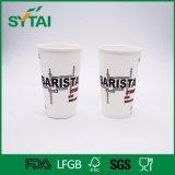 Gedrucktes hochwertiger preiswerter Preis-heißer Getränk-Kaffee-Wegwerftee-Papiercup