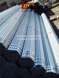 Andamio galvanizado construcción del tubo del tubo del andamio