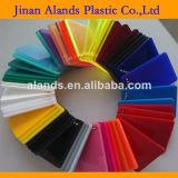 Doorzichtig Gegoten Gekleurd AcrylBlad