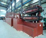 Machine hydraulique pour formage de tuyaux flexibles en acier inoxydable