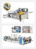 Folder Gluer of Corrugated Carton Box Making Machine