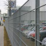 Парк безопасности дважды проволочной сеткой ограждения