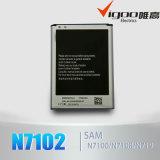 De mobiele Batterij van de Telefoon voor Melkweg Note2 GT-N7100