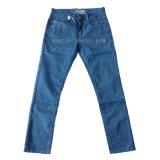 Hombre de jeans de moda Ocio y Slim (CFJ098)