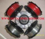 Collegare galvanizzato 0.8mm delle bobine per il tondo per cemento armato automatico che lega macchina