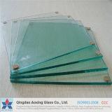 장 건물 유리제 Ce&CCC&ISO 증명서를 위한 명확한 플로트 유리