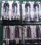 Пэт бутылки минеральной воды бумагоделательной машины, пластиковый контейнер для хранения машины принятия решений
