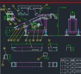 Toda a fábrica Design Pic CAD a linha de produtos de Embalagem e fabrico