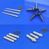 精密プロセス耐久力のあるAl2O3アルミナの陶磁器の釘の習慣ピン