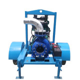 ChemicalのためのディーゼルEngine Horizontal Single Stage Water Pump