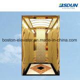 630кг из нержавеющей стали для установки внутри помещений с элеватора со стороны пассажира