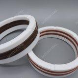 NBR+Fabric Teflon PTFE HNBR V-Embalagem Chevron a Vedação de Borracha