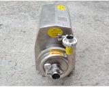 Bomba de transporte de aço inoxidável com aquecimento e emulsionar