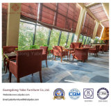Hotel moderno, muebles para el ocio sofá de tela (YB-WS-83)