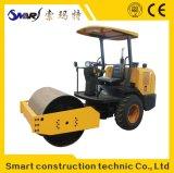 振動の小型Compactor&#160を運転する新しいSMT-3.5; 構築機械