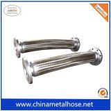 Connettore della pompa dell'acciaio inossidabile con l'estremità della flangia