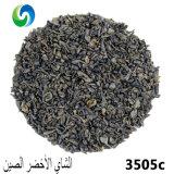 Le gros prix d'usine 3505c la poudre de thé en vrac vert OEM