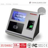 Multiple Biometric Fingerprint Time Attendance with TCP/IP