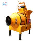 De enige Concrete Mixer van de Trommel van de Machine Jzm500 van het Cement van de Schacht Elektro Draagbare