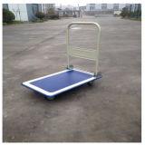 Pliage en acier inoxydable à bas prix Heavy Duty main chariot plate-forme