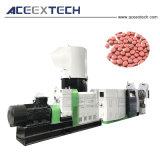 De Plastic Pelletiseermachine van de Fles van de Infusie van pp voor de Granulator van de Ring van het Water