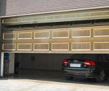 Вид в разрезе дверь гаража верхней боковой сдвижной двери