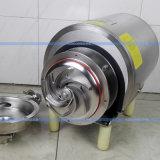De sanitaire CentrifugaalPomp van het Roestvrij staal SS304 voor de Rang van het Voedsel