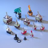 トグルスイッチのDpdt小型6 Pinをロックする2方法